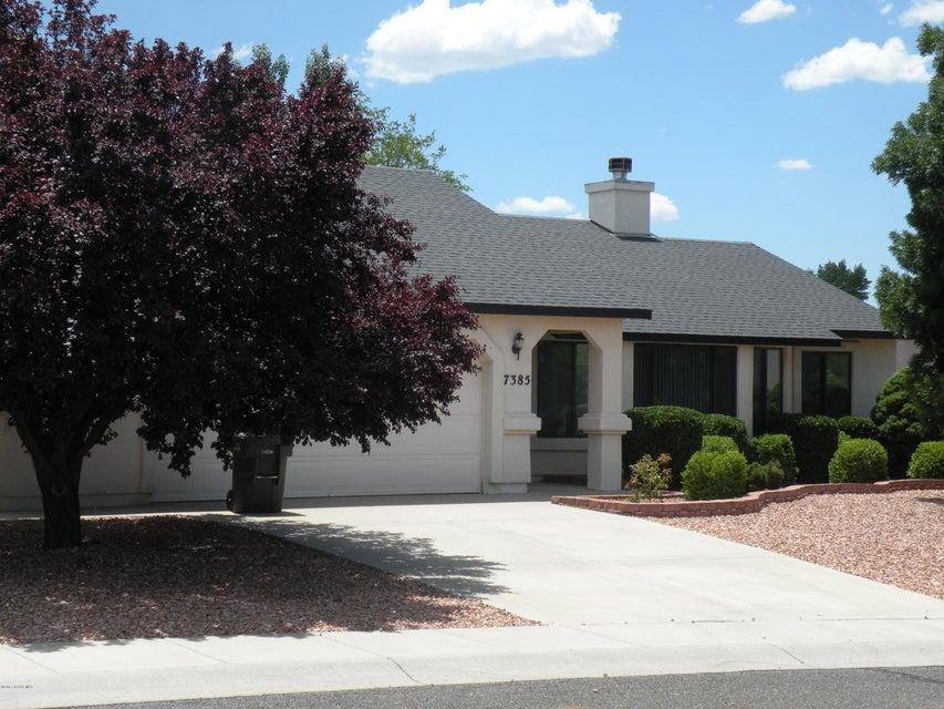 7385 E Scenic Way , Prescott Valley Az 86315