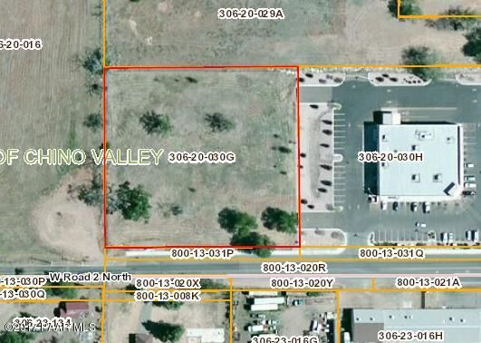 0 Off Of Road 2 North Chino Valley, AZ 86323 - MLS #: 1004442