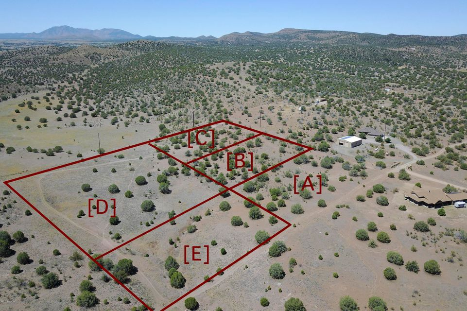Lot C W Escondido Trail Chino Valley, AZ 86323 - MLS #: 1004417