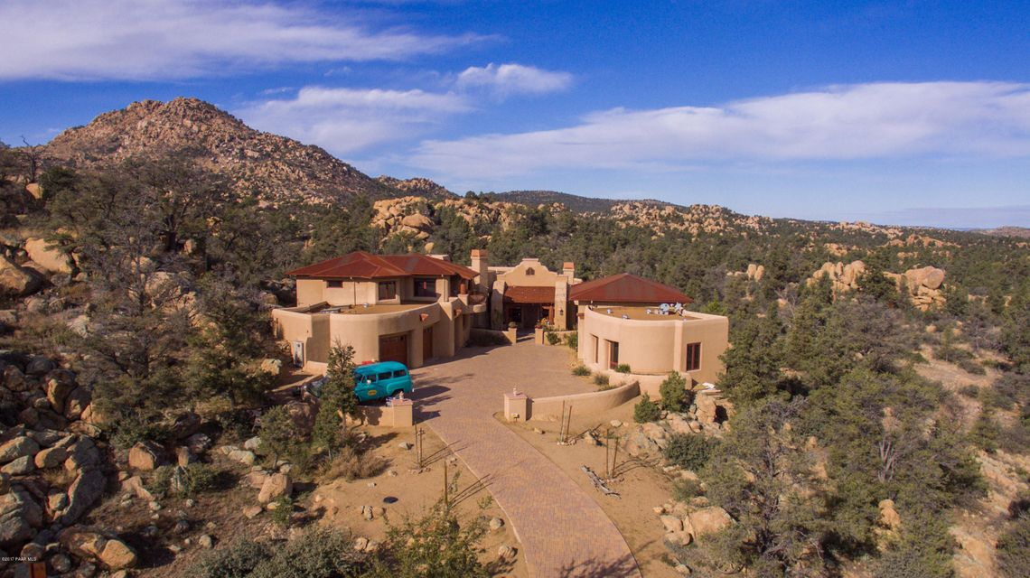 4725 W Phantom Hill Road, Prescott Az 86305