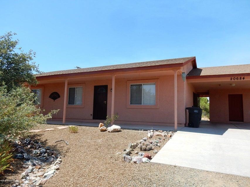 20684 E Mesa Verde Road, Mayer, AZ 86333