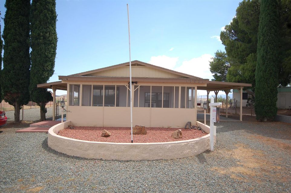 17051 E Panorama Drive, Mayer, AZ 86333