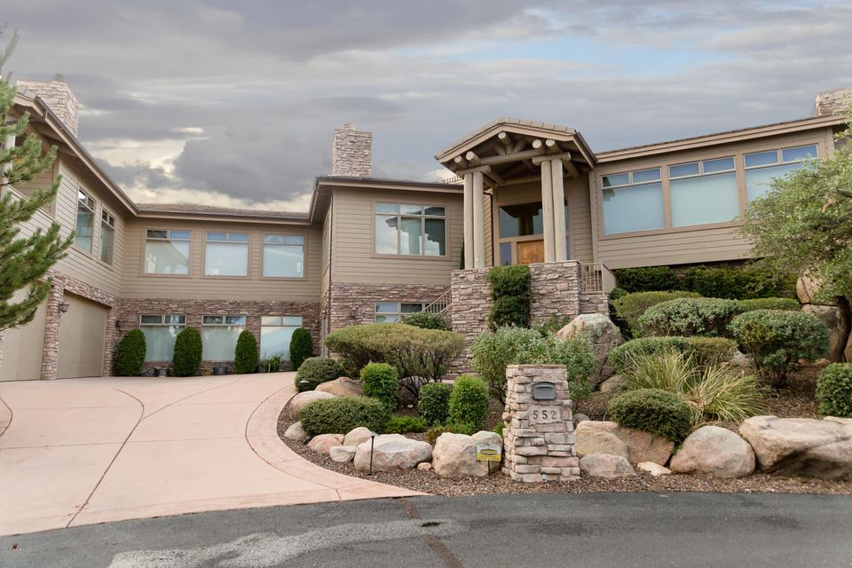 552  Lodge Trail Circle, Prescott, Arizona