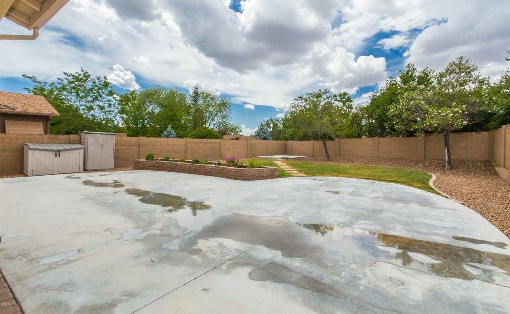 12744 E Miranda Street Dewey-Humboldt, AZ 86327 - MLS #: 1005110