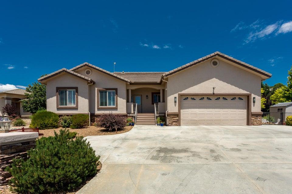 11160 E Manzanita Trail Dewey-Humboldt, AZ 86327 - MLS #: 1005190