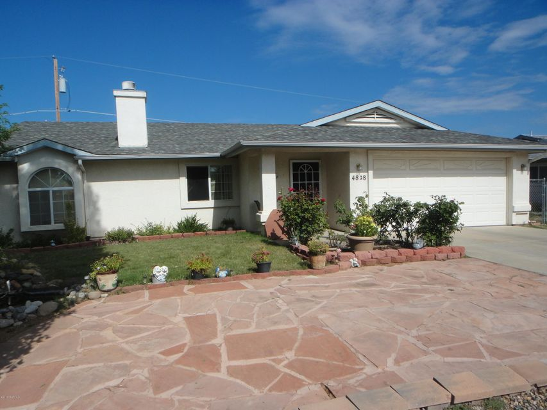 4828 N Harlequin Drive, Prescott Valley, AZ 86314