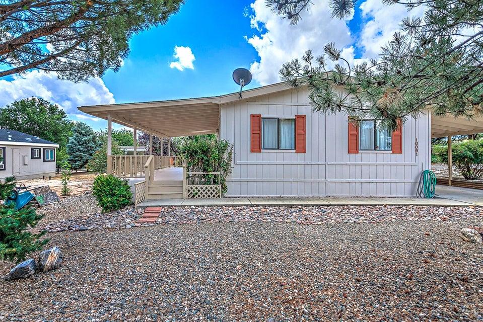 10091 E Buckskin Drive, Dewey-Humboldt, AZ 86327