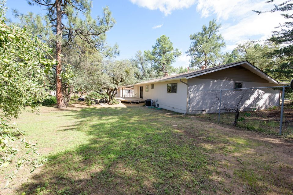 1750 Forest Meadows Drive Prescott, AZ 86303 - MLS #: 1005682