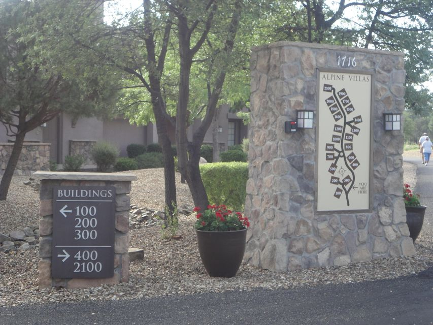 1716 Alpine Meadows Lane Unit 205 Prescott, AZ 86303 - MLS #: 1005802