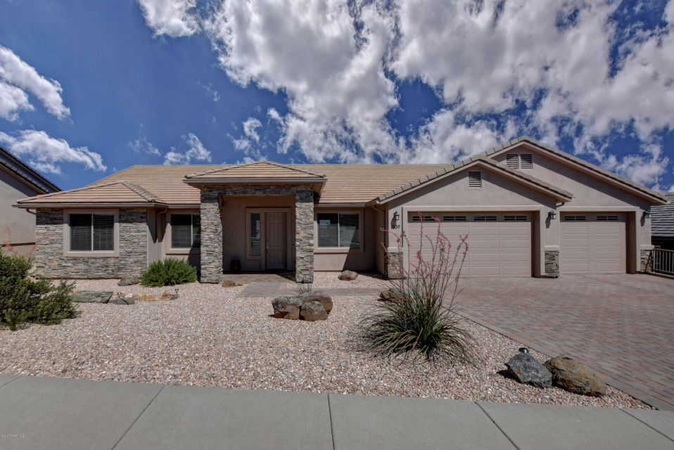 1939  Pinnacle Lane, Prescott Az 86301