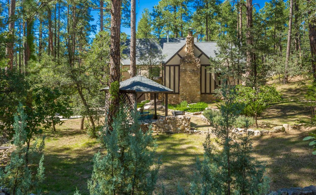 1272 E Friendly Pines Road, Prescott Az 86303