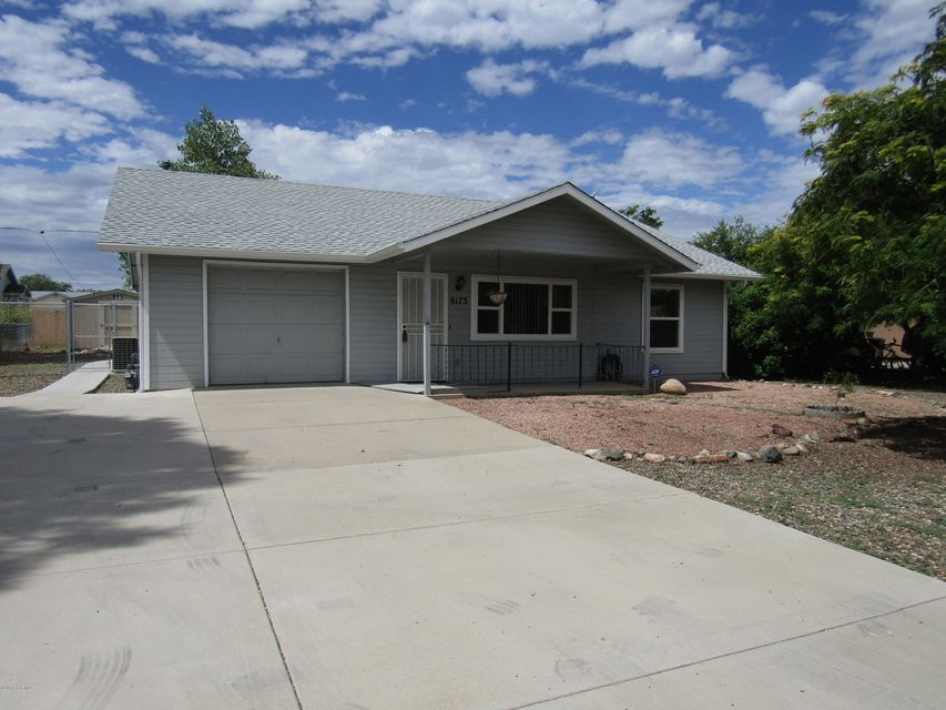 8173 E Nancy Road, Prescott Valley Az 86314