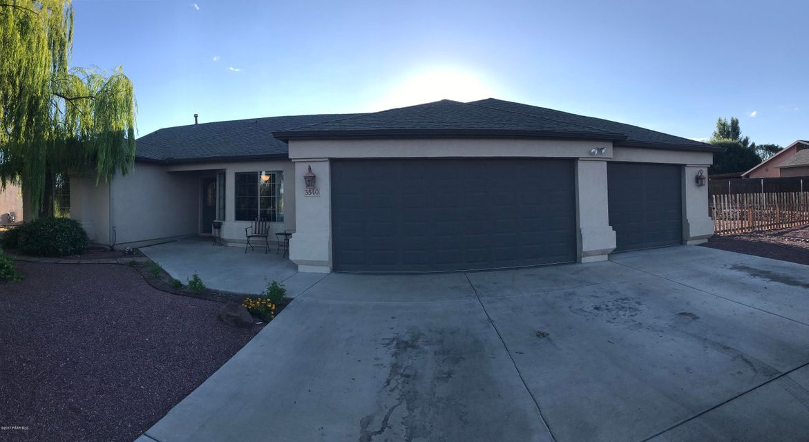 3540 N Cactus Drive, Chino Valley Az 86323