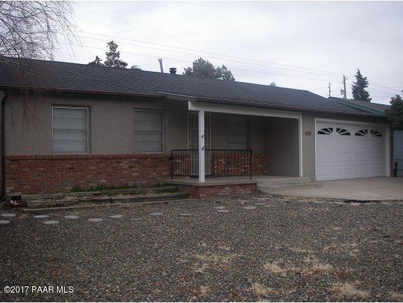 620  Flora Street, Prescott Az 86301