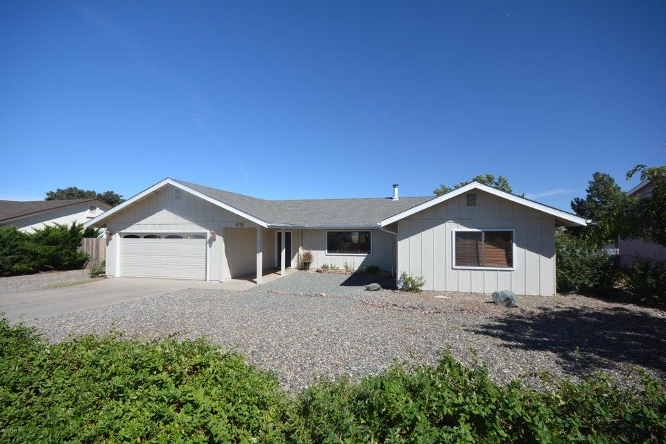 4715 N Stage Way Lane, Prescott Valley Az 86314