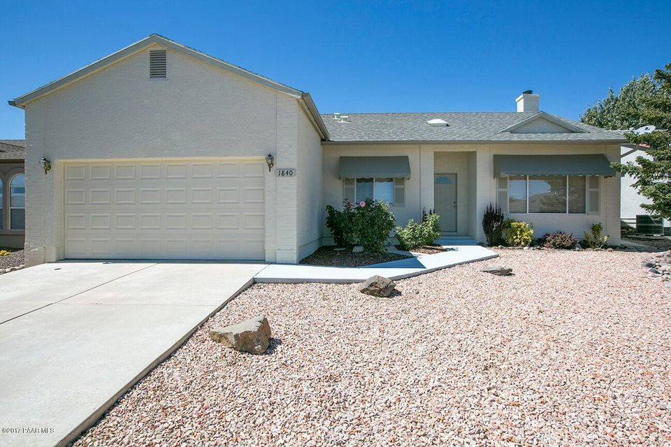 1840 Boardwalk Avenue Prescott, AZ 86301 - MLS #: 1006801