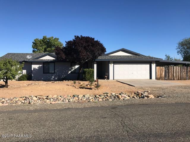 4232 N Calle Santa Cruz Prescott Valley, AZ 86314 - MLS #: 1006922
