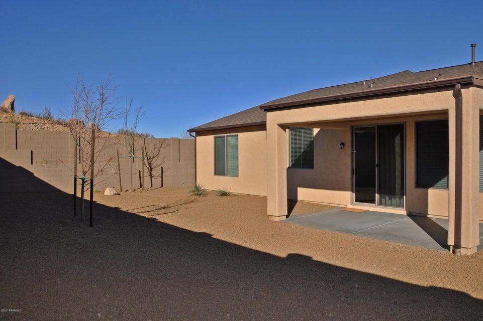 1222 Rusty Nail Road Prescott Valley, AZ 86314 - MLS #: 1007253