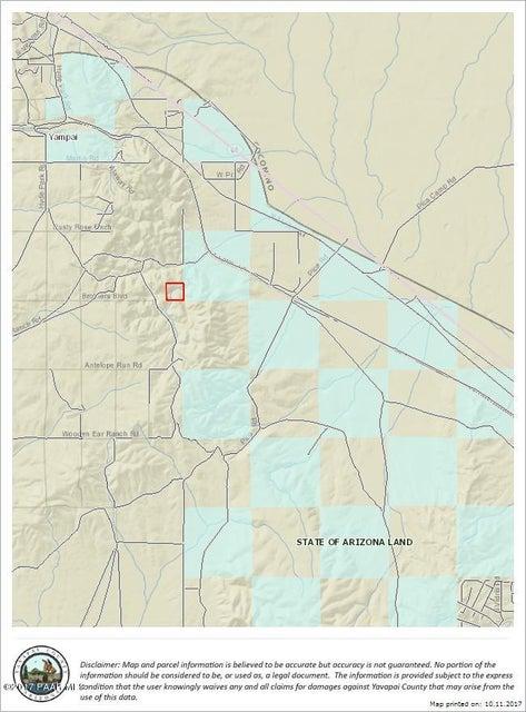 241 Antelope Valley Seligman, AZ 86337 - MLS #: 1007257