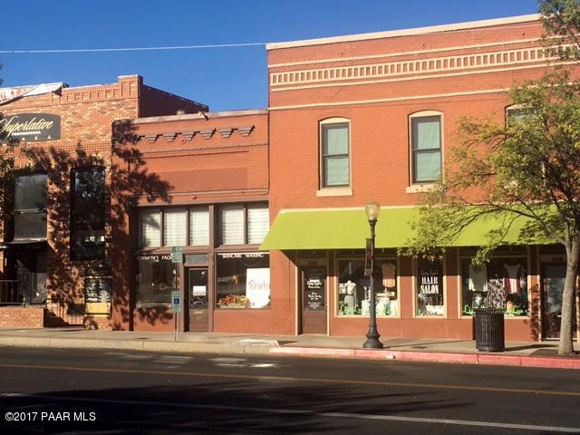 210 S Montezuma Street Prescott, AZ 86301 - MLS #: 1007250