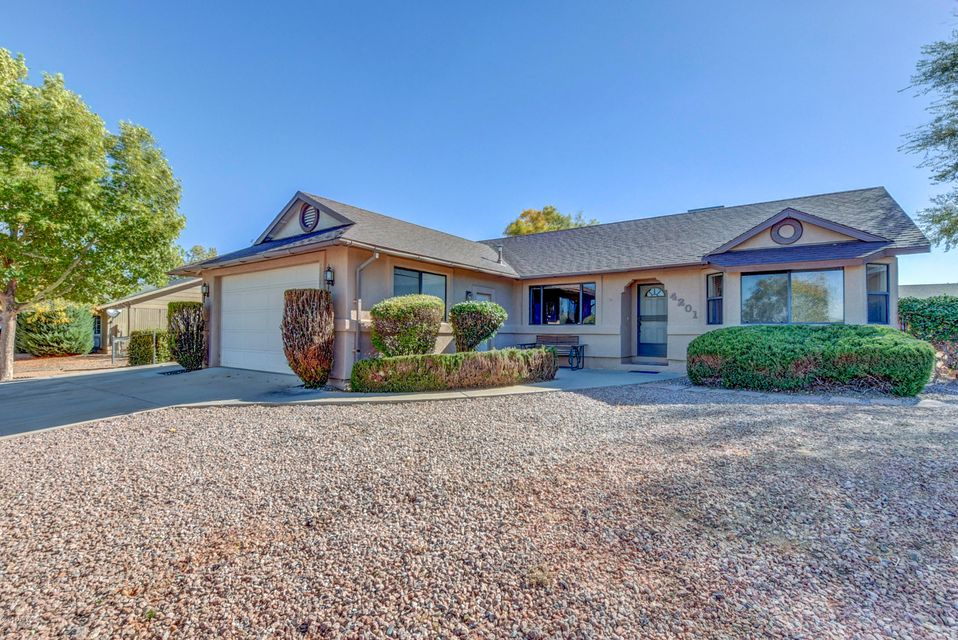 4201 N Cholla Drive, Prescott Valley Az 86314