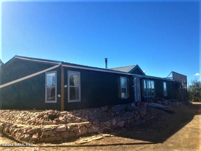 8055 W Rolling Ridge Road Ash Fork, AZ 86320 - MLS #: 1007853