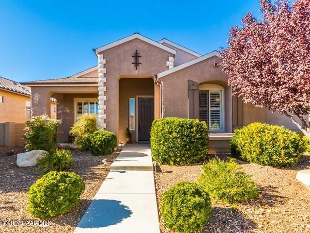 1126 N Hobble Strap Street, Prescott Valley Az 86314