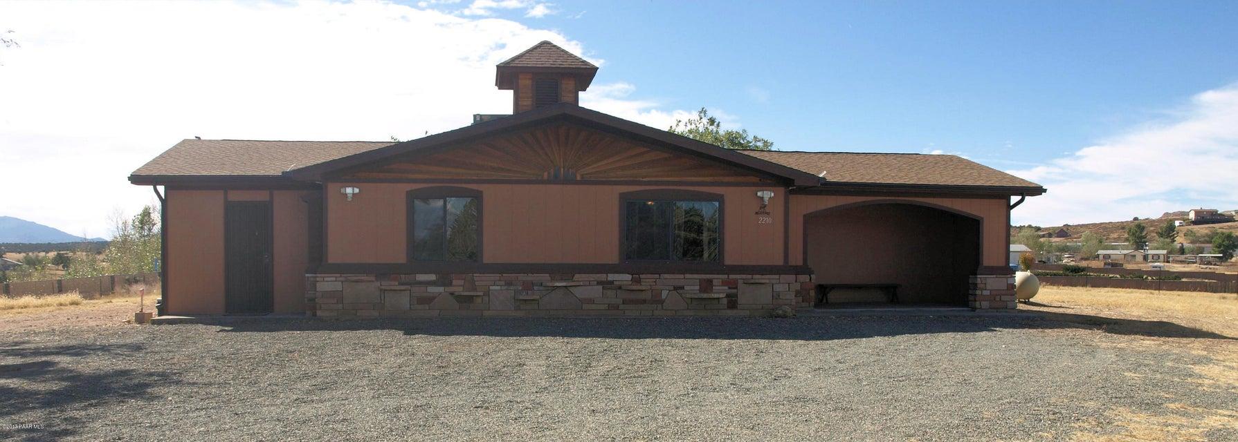 2210 N Apache Drive Chino Valley, AZ 86323 - MLS #: 1007959