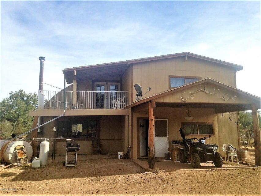 46600 N Edge Ridge Road Seligman, AZ 86337 - MLS #: 1008336
