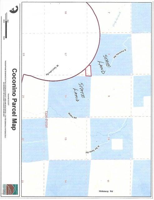 142 Juniperwood Ranch Ash Fork, AZ 86320 - MLS #: 1008357