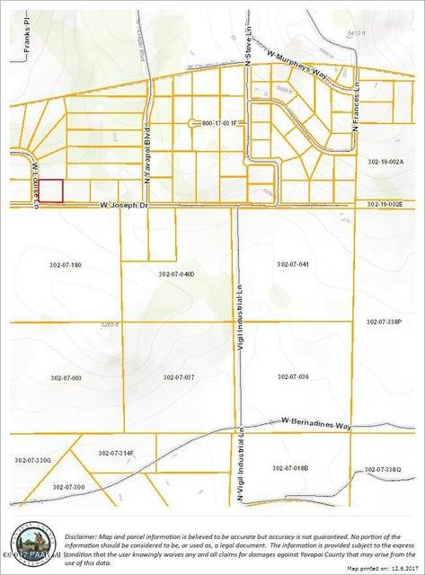1650 Joseph Drive Ash Fork, AZ 86320 - MLS #: 1008360