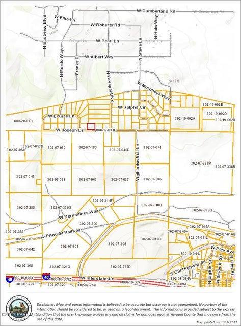 1600 Joseph Drive Ash Fork, AZ 86320 - MLS #: 1008361
