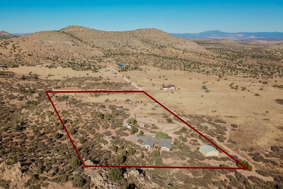 1800 N Wind Rock Lane Chino Valley, AZ 86323 - MLS #: 1008364