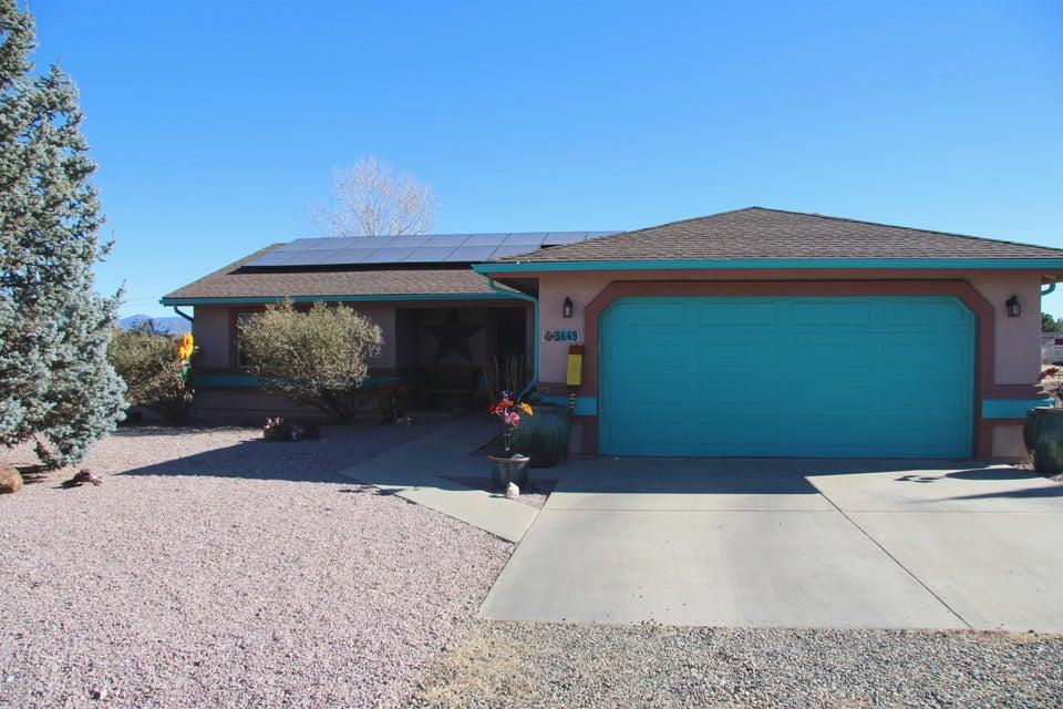 3649 N Meadowlark Drive, Prescott Valley Az 86314