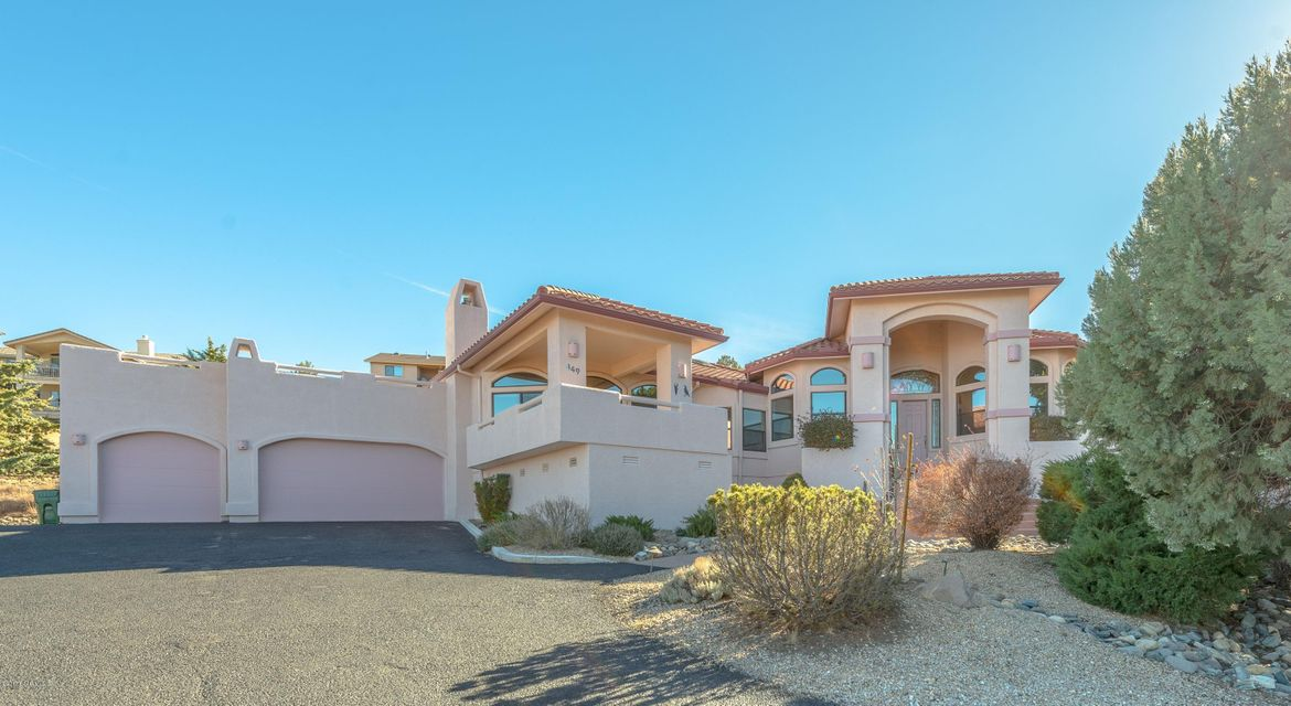 849  Flying U Court, Prescott Az 86301