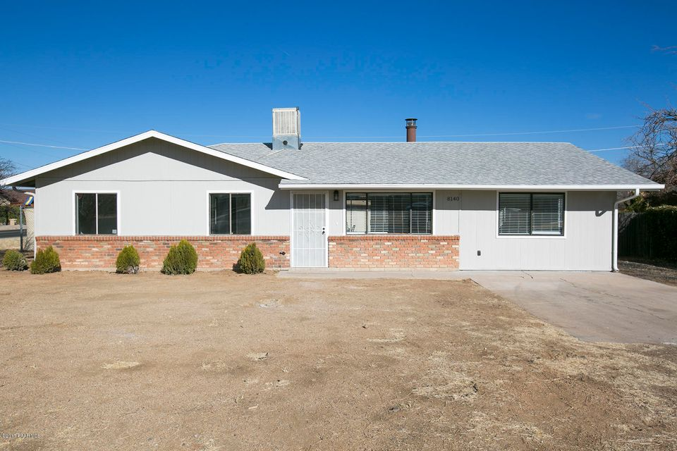 8140 E Barbara Road, Prescott Valley Az 86314
