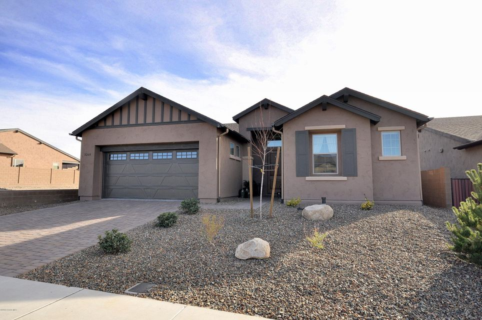 3269  Cliff Edge, Prescott in Yavapai County, AZ 86301 Home for Sale
