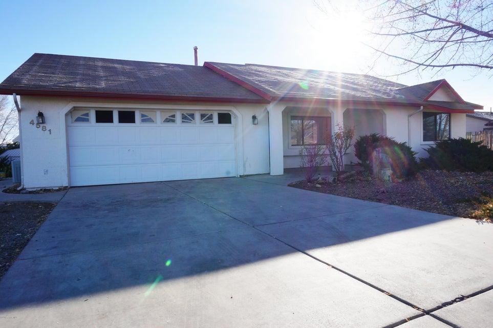 4581 N Lone Cactus Drive, Prescott Valley Az 86314