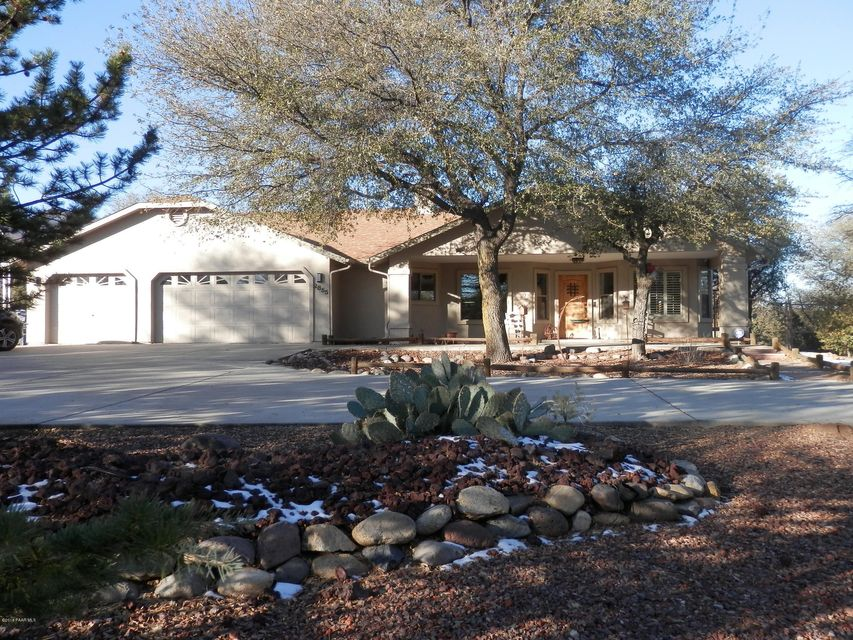 2855 W Willow Oak Road, Prescott Az 86305