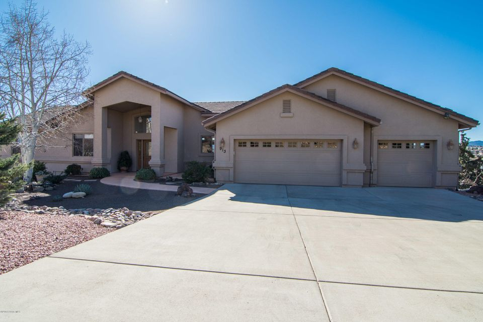 913 S Lakeview Drive, Prescott Az 86301