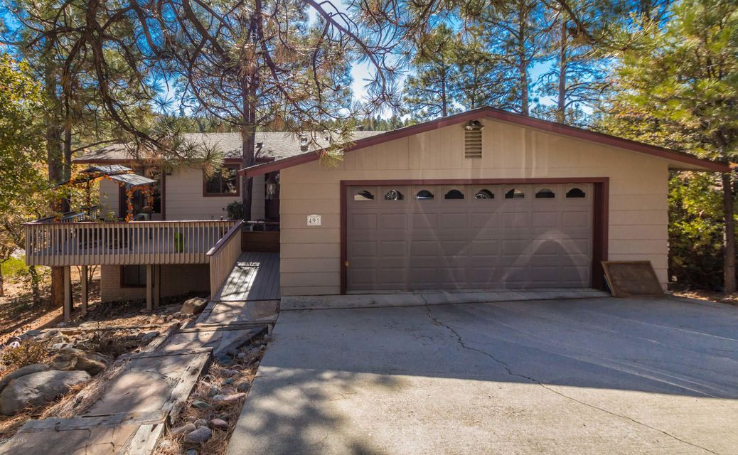 491  Turtleback Road, Prescott Az 86303
