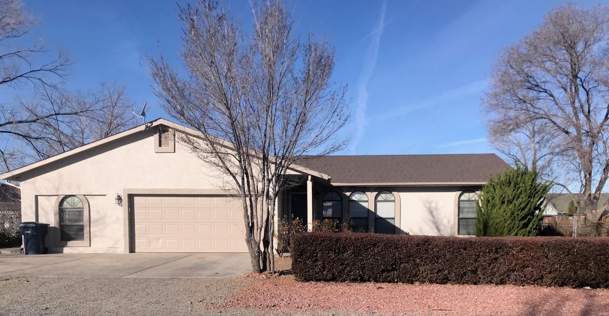 5036 N Stetson Drive, Prescott Valley Az 86314