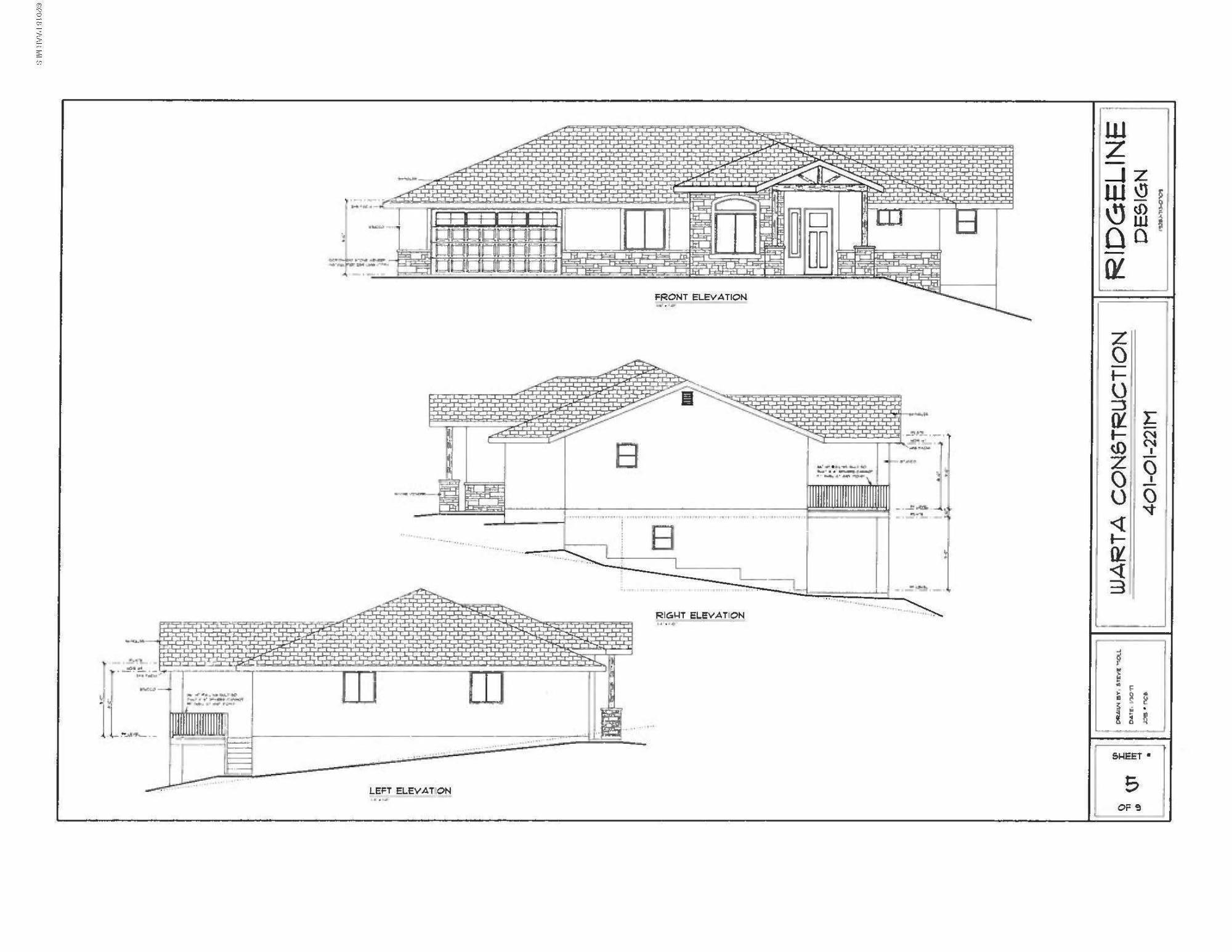 9620 N Legend Hills Road, Prescott Valley Az 86315
