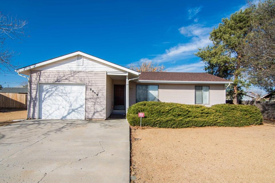 8059 E Ashley Drive, Prescott Valley Az 86314