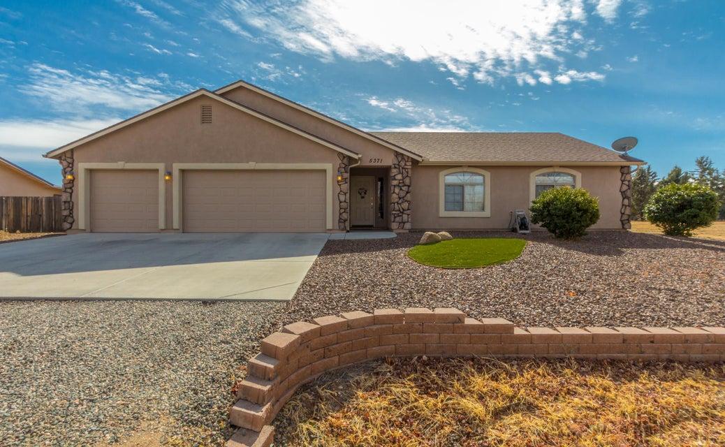 5371 N Long Rifle Road, Prescott Valley Az 86314