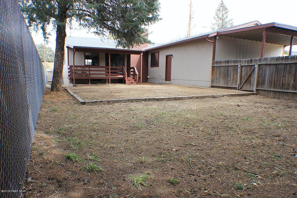 222 Robinson Drive Prescott, AZ 86303 - MLS #: 1010250