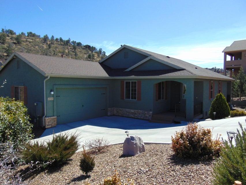2537 Powell Circle Prescott, AZ 86305 - MLS #: 1010265