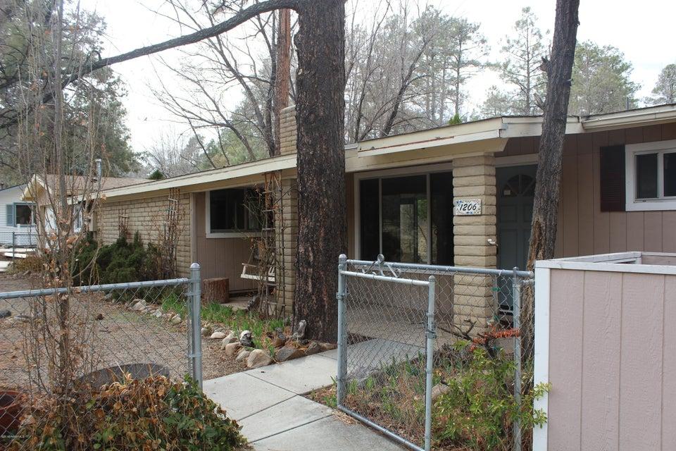 1206  Middlebrook Road, Prescott in Yavapai County, AZ 86303 Home for Sale