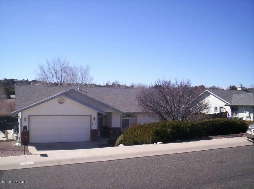377  Northview Drive, Prescott Az 86301