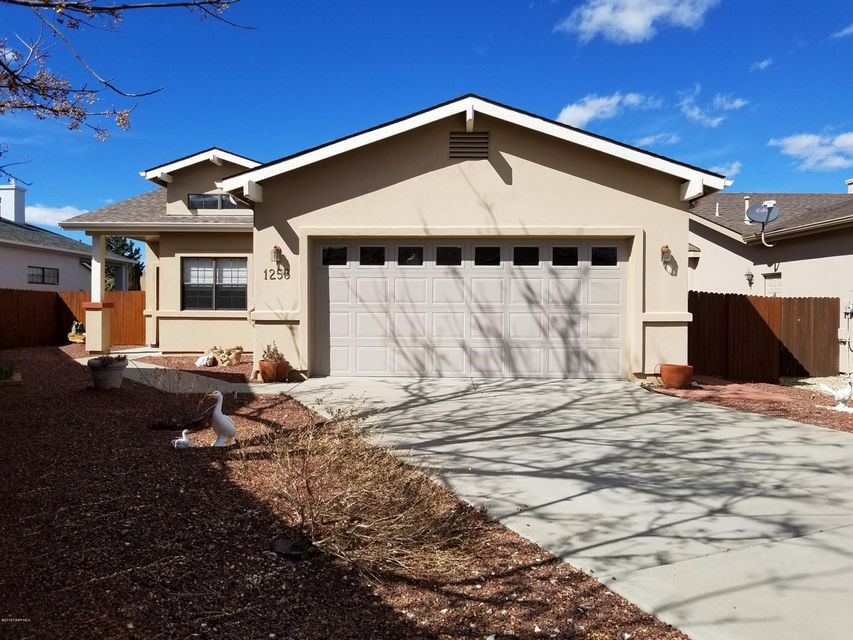 1253  Gardenia Lane, Prescott Az 86305
